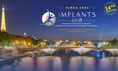 World's longest running international conference - Implants 2018