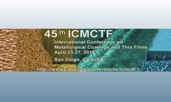 International conference on thin-film deposition, characterization, and advanced surface engineering