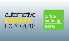 Ionbond at Automotive Interiors & Surface Technology Germany 2018